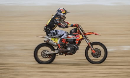 VICTORY FOR WATSON AT GURP TT BEACH RACE