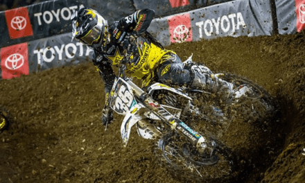 ROCKSTAR ENERGY HUSQVARNA FACTORY RACING'S MICHAEL MOSIMAN CAPTURES CAREER-BEST FINISH WITH SEVENTH PLACE AT OAKLAND SX