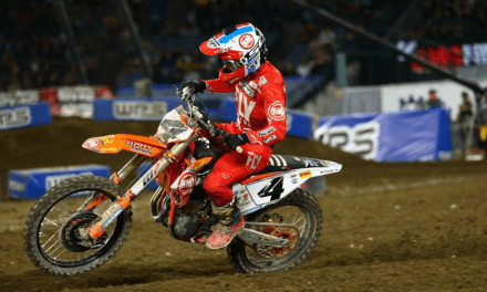 Tough Night for the Rocky Mountain Team at Anaheim 2 SX | Team Rocky Mountain ATV/MC – KTM – WPS Race Report