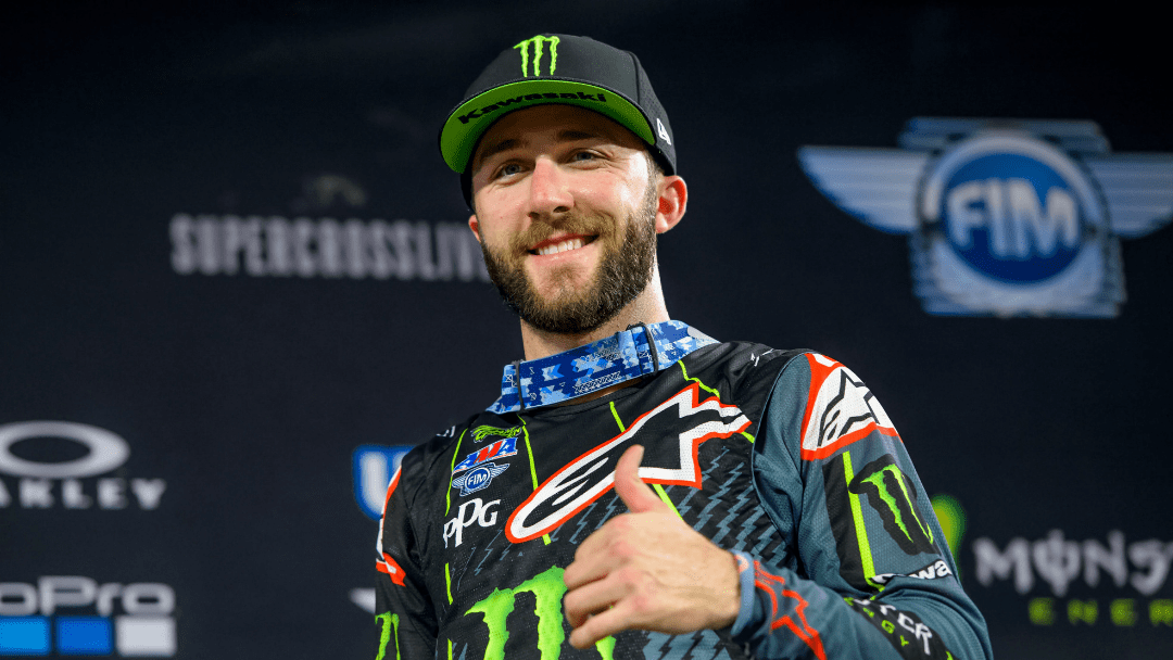 MONSTER ENERGY® KAWASAKI FINISHES ON THE PODIUM AT TRIPLE CROWN