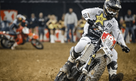 HAAKER MAINTAINS SUPERENDURO WORLD CHAMPIONSHIP LEAD