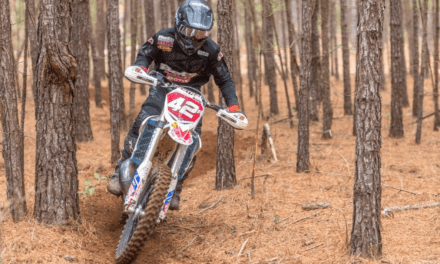 THREE FACTORY BETA RIDERS FINISH TOP 5 AT  ROUND 1 OF THE NATIONAL ENDURO SERIES