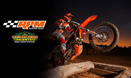 Costa Rica Unlimited Sponsors RPM/KTM Racing Team