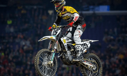 ROCKSTAR ENERGY HUSQVARNA FACTORY RACING TEAM CAPTURES TOP-TEN FINISHES IN MINNEAPOLIS