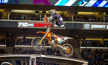 RED BULL KTM'S MARVIN MUSQUIN CLAIMS VICTORY AT SEATTLE SX
