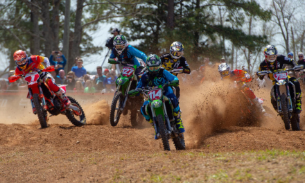 Kailub Russell Victorious at The Specialized General GNCC