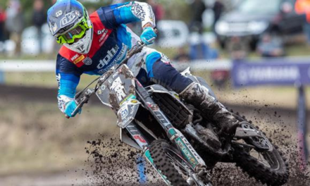 Race Wins for DPH Husqvarna in MX1 & MX2