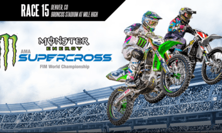 Denver Supercross Results