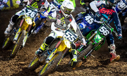 STRONG RESULTS FOR SUZUKI RM-Z AT NEW JERSEY SX
