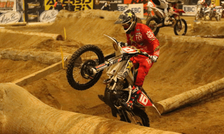 Peronnard & Hammock announce Intention to Launch a New INDOOR Extreme Off Road Series