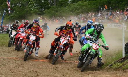 Thad Duvall Victorious at Wiseco John Penton GNCC Two Years In-A-Row