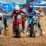 Inaugural Supercross Futures AMA National Championship qualifier season wraps up