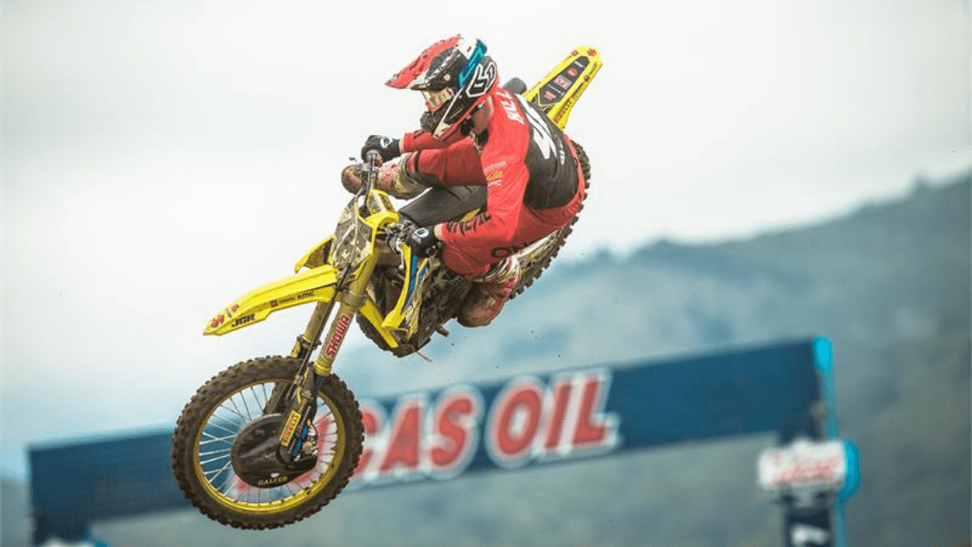 HILL SCORES BEST OUTDOOR MX SEASON RESULT AT PALA