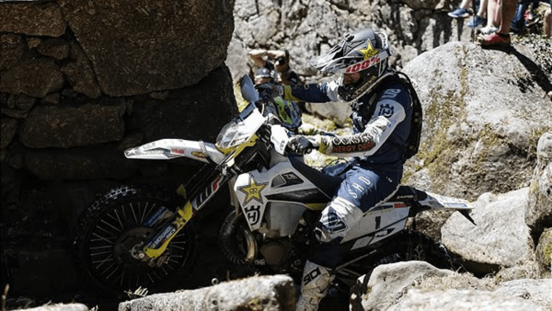 JARVIS, BOLT & GOMEZ HEAD TO ERZBERGRODEO