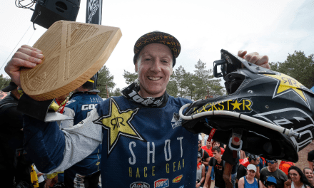 JARVIS WINS HIXPANIA HARD ENDURO