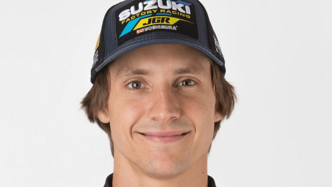 Fredrik Noren to Fill-In for Justin Hill on the JGRMX/Yoshimura/Suzuki Factory Racing Team