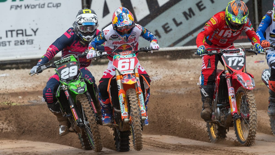 PRADO PERFECT IN LATVIA TO EXTEND MX2 CHAMPIONSHIP LEAD