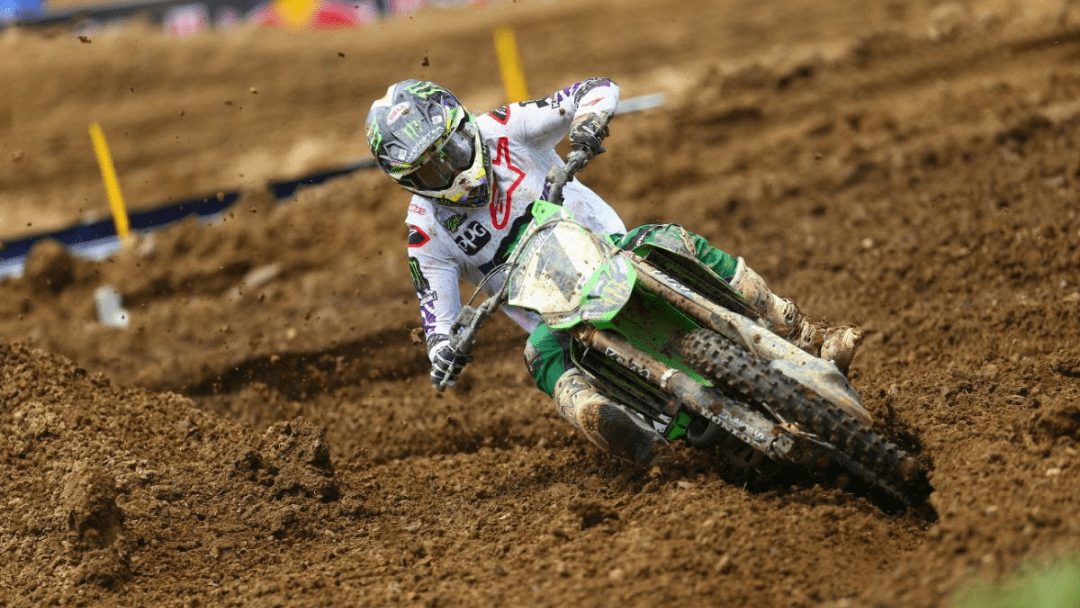 Tomac Rebounds for Second Lucas Oil Pro Motocross  Championship Victory of the Season at High Point