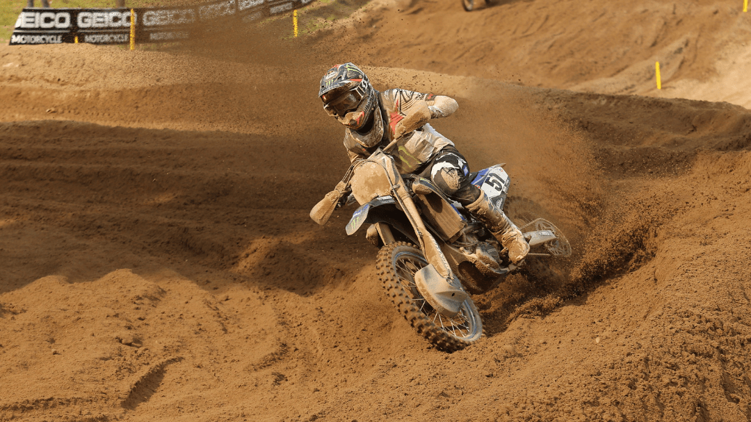 Monster Energy Yamaha Factory Racing Team's Justin Barcia Earns Best Finish of the Season at Southwick