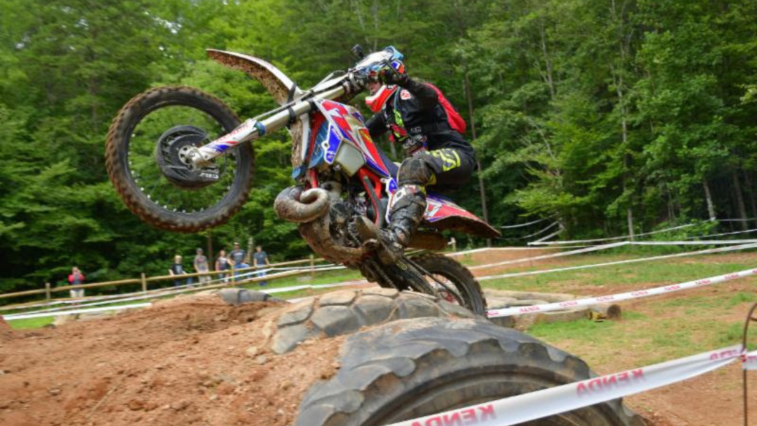 GUTISH TAKES HOME THE WIN AT THE  2019 BATTLE OF THE GOATS EXTREME ENDURO EVENT