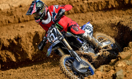 Monster Energy Yamaha Factory Racing Team's Justin Barcia Continues Upward Momentum at Budds Creek