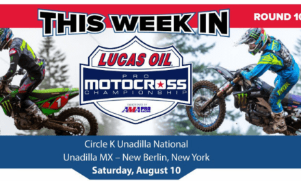 This Week in Pro Motocross