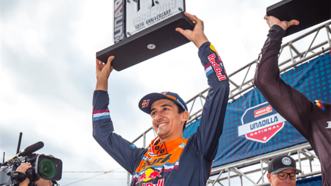 MUSQUIN GAINS CHAMPIONSHIP POINTS WITH SECOND-OVERALL AT UNADILLA NATIONAL