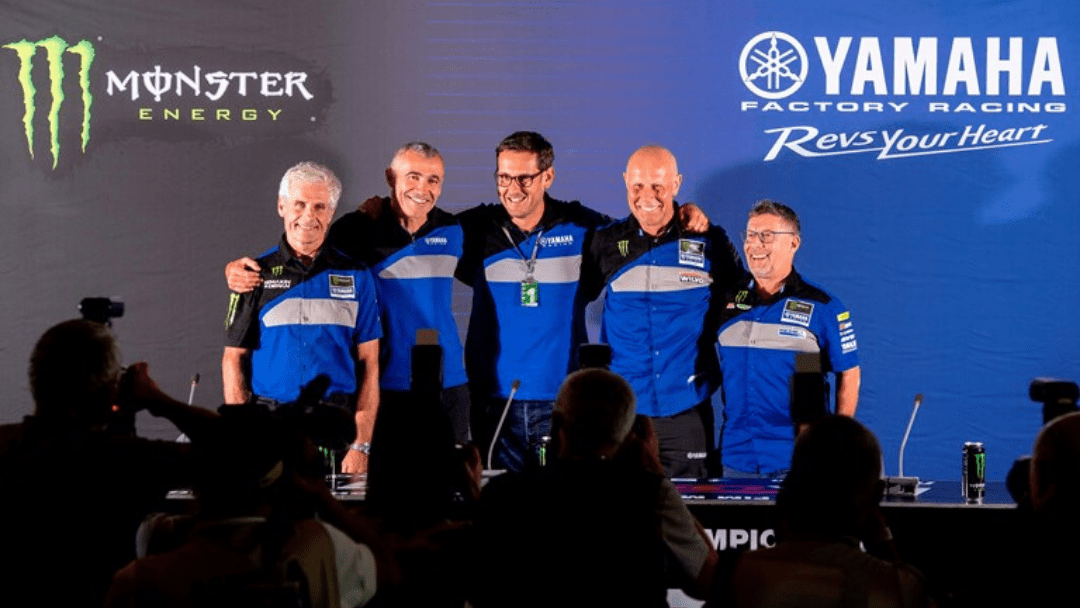 Yamaha Motor Europe Introduces New Factory Organization and 2020 Team Structure