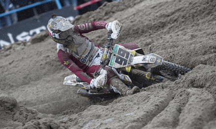 THOMAS KJER OLSEN & PAULS JONASS IMPRESS AT 2019 MOTOCROSS OF NATIONS