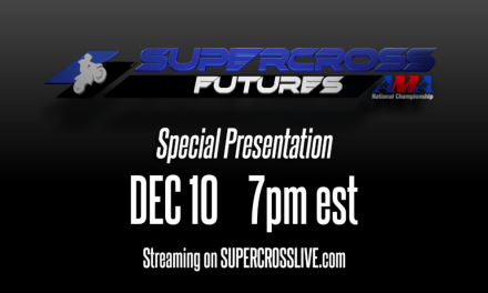 Supercross Futures Special Set to Stream Exclusively on SupercrossLIVE.com