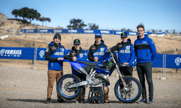 MJC Yamaha Official EMX125 Signs 3 Exciting Youngsters for 2020 EMX125 Season