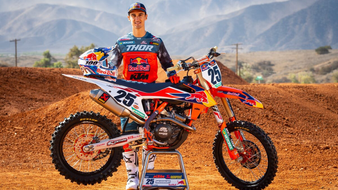 MARVIN MUSQUIN TO MISS 2020 AMA SUPERCROSS CHAMPIONSHIP WITH INJURY