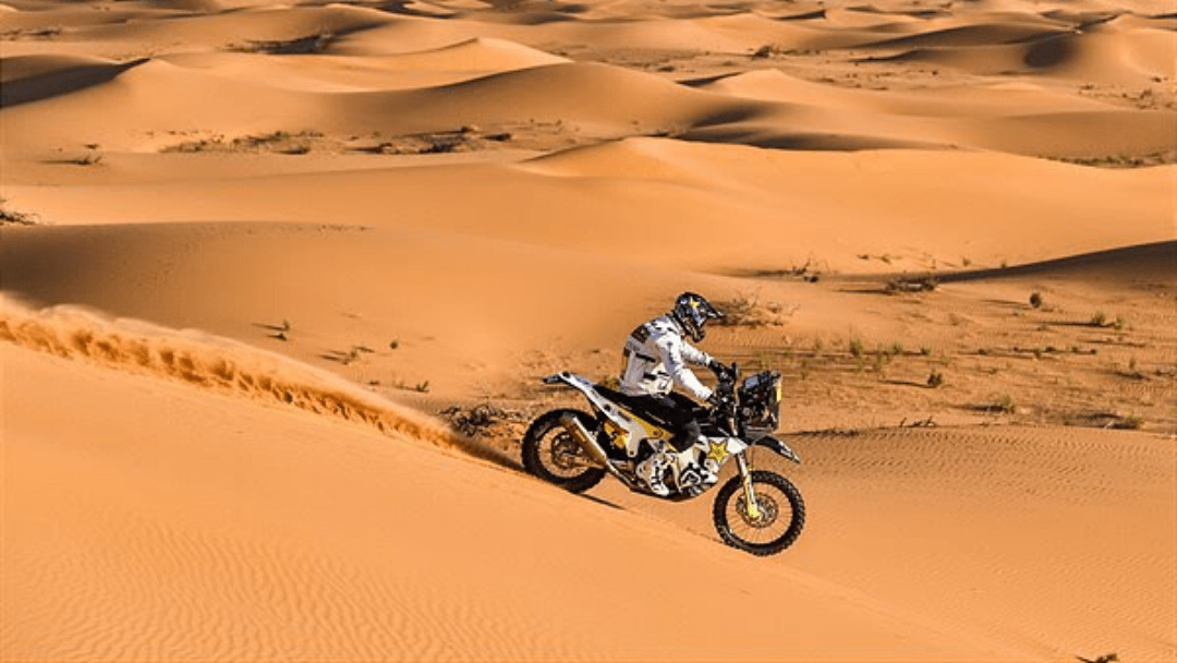 PABLO QUINTANILLA SECOND OVERALL AT DAKAR RALLY HALFWAY POINT