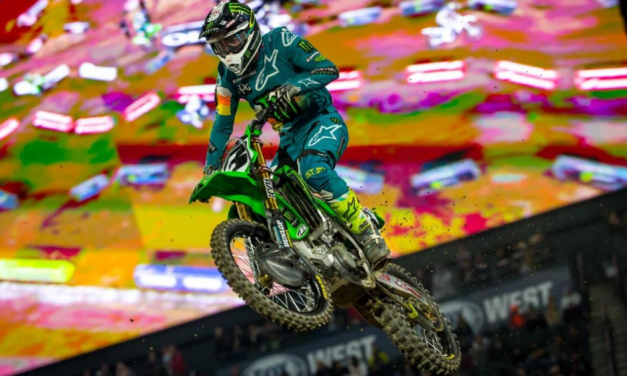 Eli Tomac Back to Winning Form in 450SX Class – Defending Champion Dylan Ferrandis Grabs 250SX Class Victory
