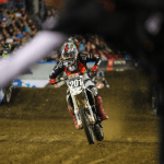 ERM Husqvarna Tampa Supercross Race Report