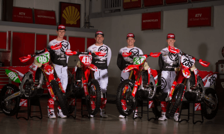 HONDA ANNOUNCES 2020 OFF-ROAD RACING TEAMS