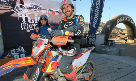 MANUEL LETTENBICHLER FINISHES THIRD AT 2020 KING OF THE MOTOS