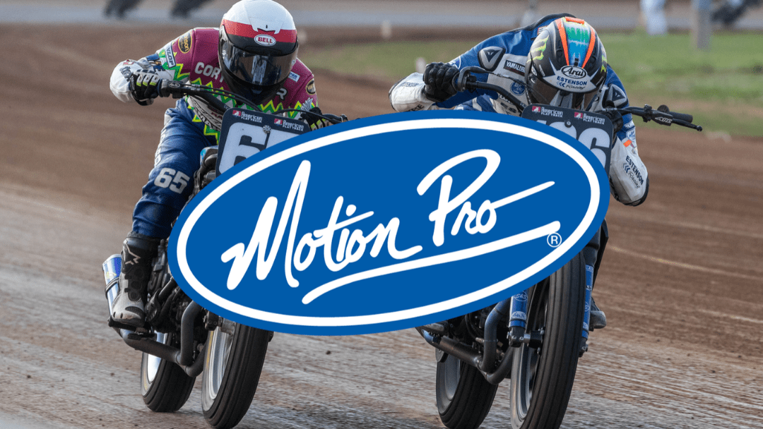 Motion Pro and American Flat Track Renew Partnership for 2020