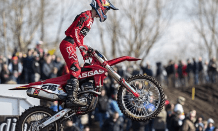 DETERMINED PERFORMANCES FROM GASGAS FACTORY RACING AT MXGP OF THE NETHERLANDS