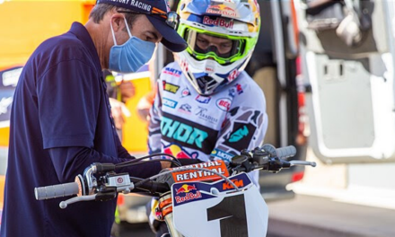 COOPER WEBB AND RED BULL KTM ARE 'READY TO RACE' THE FINAL SEVEN ROUNDS OF SX IN UTAH