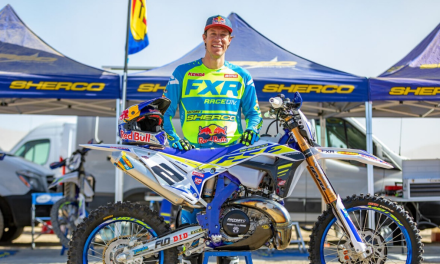 FACTORYONE SHERCO ANNOUNCES CODY WEBB TO RACE NEXT GNCC