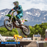 Monster Energy® Kawasaki Returns to Racing in Winning Fashion