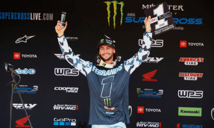Ferrandis Defends His Crown to Score Back-to-Back 250SX West Titles