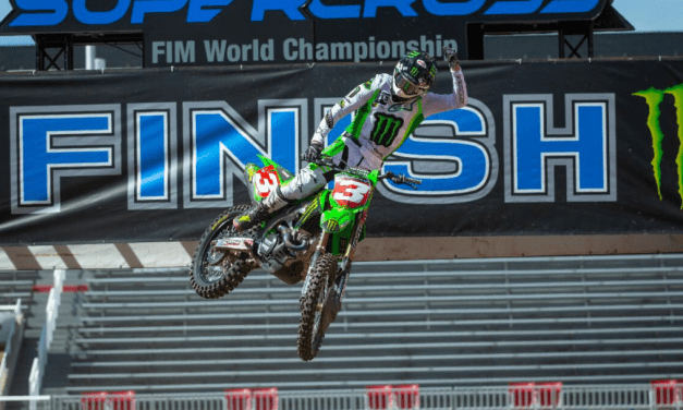 Tomac Grabs First 450SX Championship, Osborne Earns First 450SX Win – Both 250SX Defending Champs, Sexton and Ferrandis, Repeat Titles