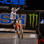 RED BULL KTM FACTORY RACING'S COOPER WEBB BACK ON TOP AT SALT LAKE CITY SX