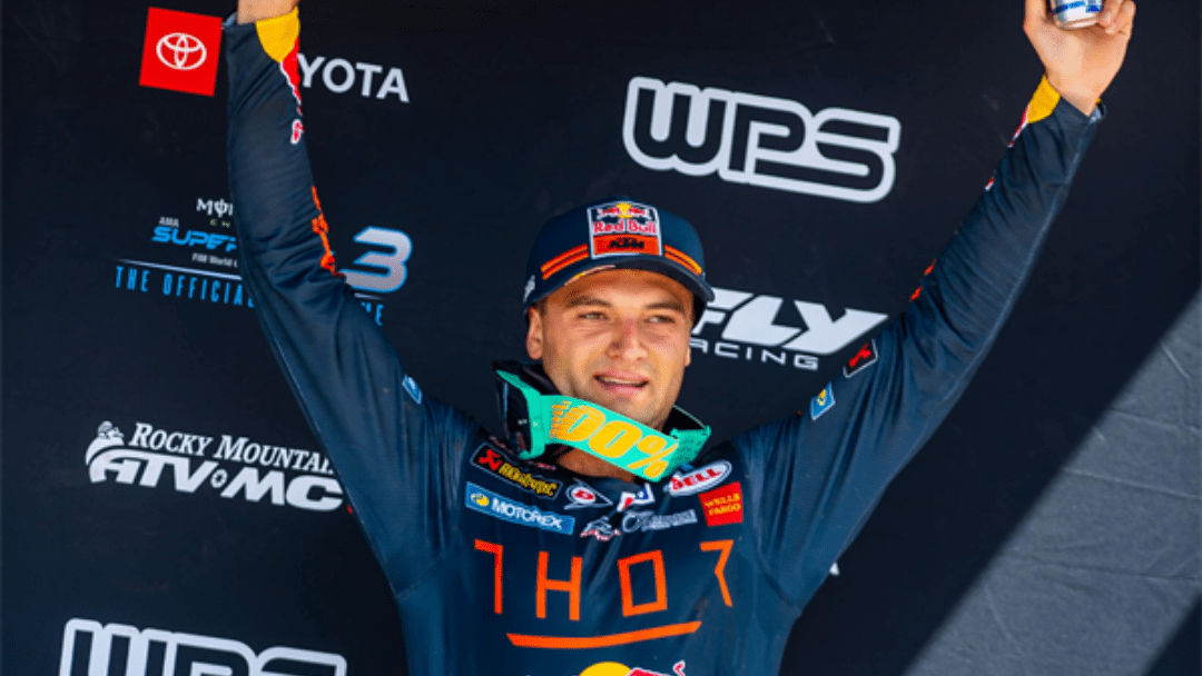 RED BULL KTM FACTORY RACING TEAM MAKES A POSITIVE RETURN TO AMA SUPERCROSS CHAMPIONSHIP – COOPER WEBB CLAIMS RUNNER-UP FINISH IN SALT LAKE CITY