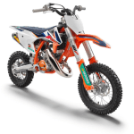KTM UNVEILS THE 2021 KTM 50 SX FACTORY EDITION