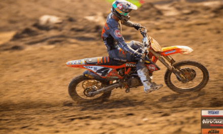 Baggett Races to 6th at Season Opener Loretta Lynn's MX | Team Rocky Mountain ATV/MC-KTM-WPS Race Report