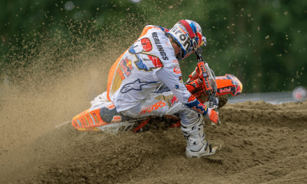 HERLINGS AND HOFER COMPLETE LAST PREP RACE BEFORE RESUMPTION OF 2020 MXGP