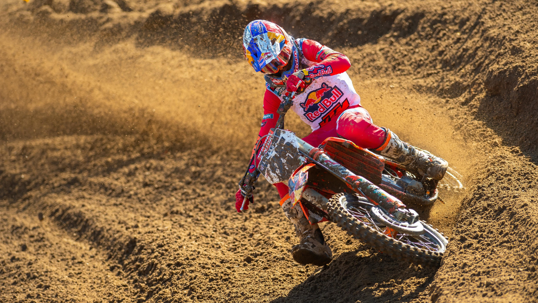 KTM RIDERS FINISH UP FRONT WITH 450MX PODIUMS AT SPRING CREEK NATIONAL